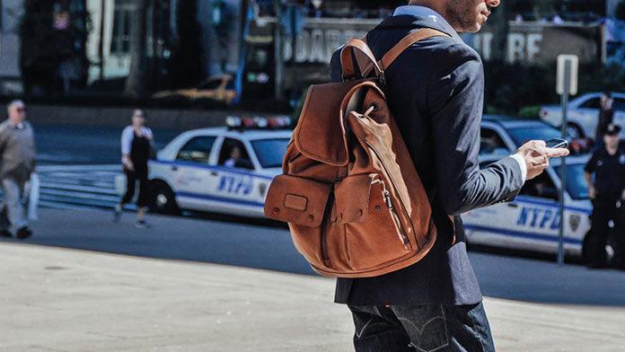 Plecaki skórzane w męskiej odsłonie