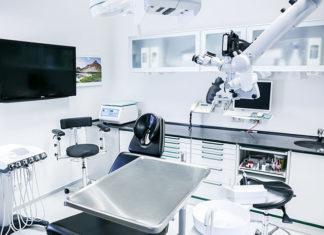 Narzędzie gabinetu dentystycznego
