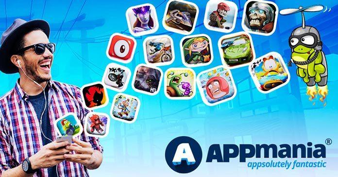 Appmania – alternatywa dla sklepów z grami i aplikacjami na Androida