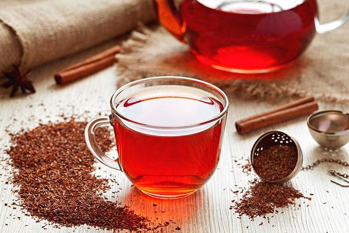 Herbata rooibos - odkryj jej wlaściwości i działanie