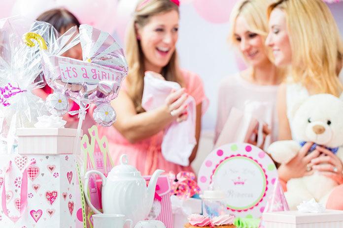 Jak przygotować niezapomniane Baby shower