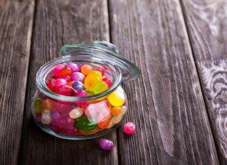 Słodki prezent jako reklama
