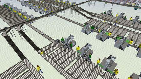 Model i projekt logistyczny