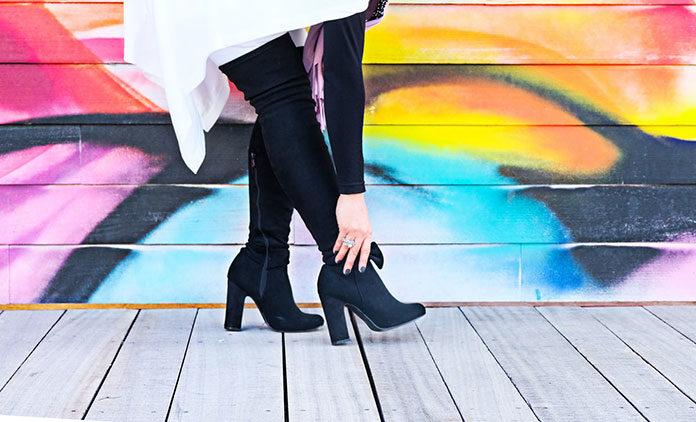 Wyższy poziom stylu, czyli buty na wysokim obcasie