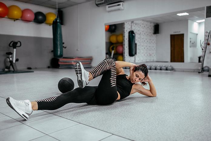 rozciąganie do ćwiczeń