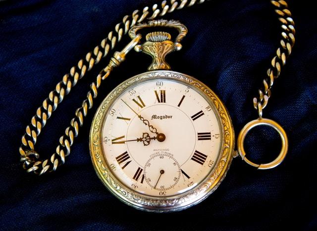 Zegarki kieszonkowe
